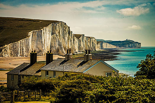 Chris Lord - The Coast Guard Cottages And The Seven Sisters