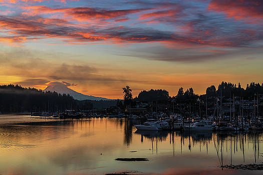 The Color of Morning by Ken Stanback