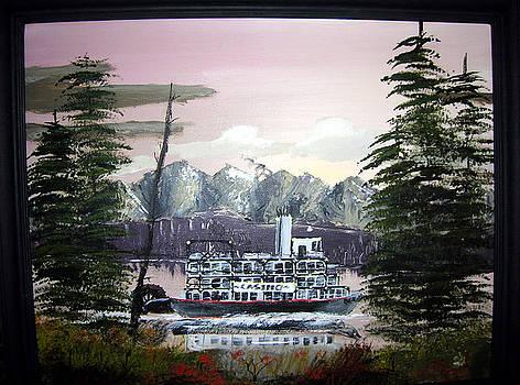 The Colorado Queen by William Plank
