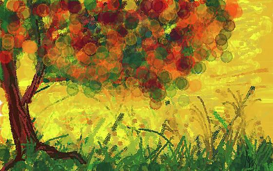 The Colors of Fall by Tiffany Lynn Thielke
