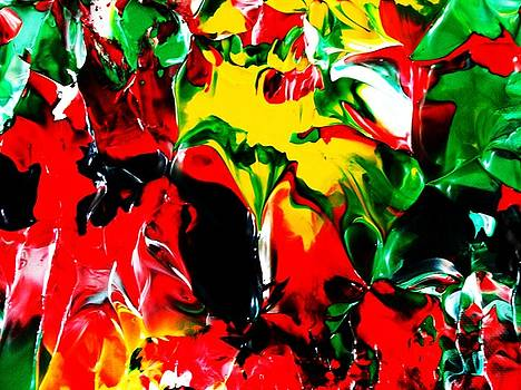 The Colors of the Caribbeans by Carmen Doreal