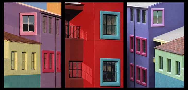 Sandra Bronstein - The Colors of Tucson II