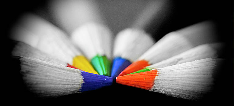 The Colour Wheel by Garvin Hunter