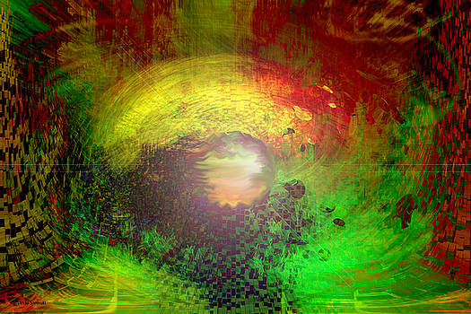 Linda Sannuti - The Coming Eclipse