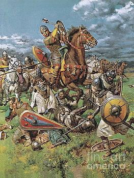 Fortunino Matania - The Coming of the Conqueror