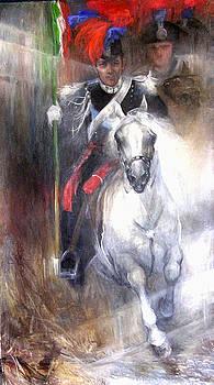 The Commander II by Elisabeth Nussy Denzler von Botha