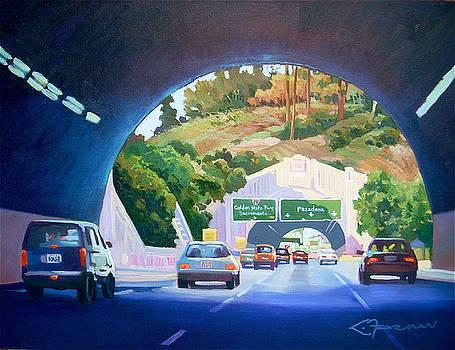The Commute Home by Lynne Fearman
