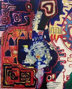 The Complexity of each of us by Adalardo Nunciato  Santiago