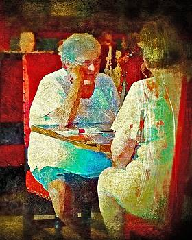 The Conversation by Patricia Mariano