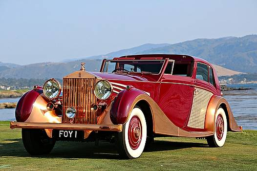 The Copper Kettle Rolls-Royce by Steve Natale