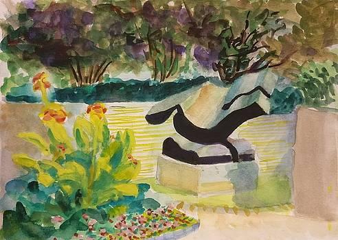 The Corinthian Garden by Nicolas Bouteneff