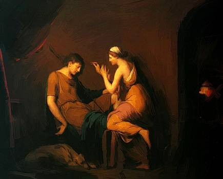 Wright Joseph - The Corinthian Maid