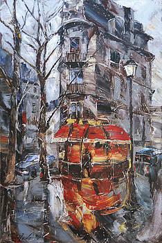 The Corner Cafe by Stefano Popovski