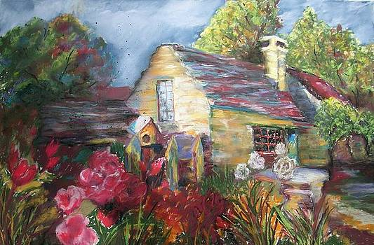 The Cottage by Annette Kagy