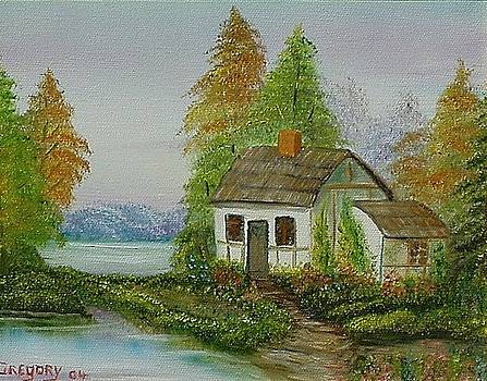 The Cottage by Gene Gregory