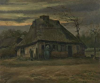 The Cottage Nuenen, May 1885 Vincent van Gogh 1853  1890  by Artistic Panda
