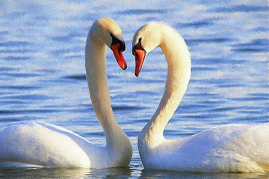 The Courtship by Carol Montoya