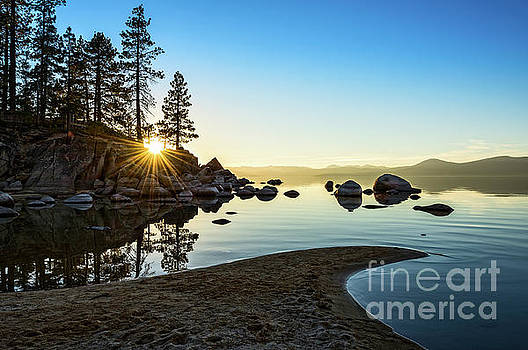 Jamie Pham - The Cove at Sand Harbor