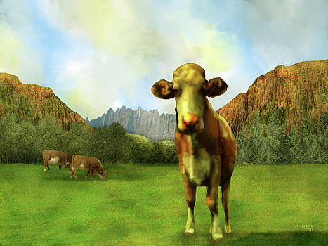 Virginia Palomeque - The Cow
