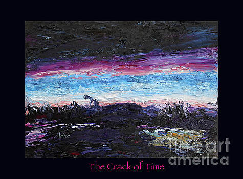 Felipe Adan Lerma - The Crack of Time Poster