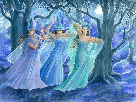 The Craft- Shades of Blue by Ann Gates Fiser