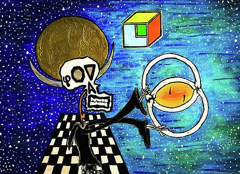 The Creatiooon  by Rufus J Jhonson