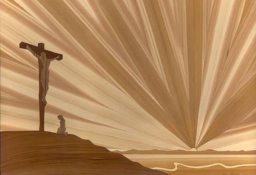 The Cross by Glen Stanley