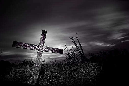 The Cross by Mark Andrew Thomas