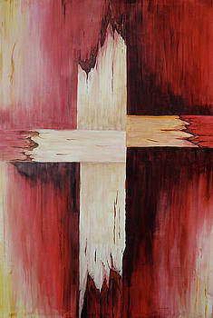 The Cross by Melanie Pruitt