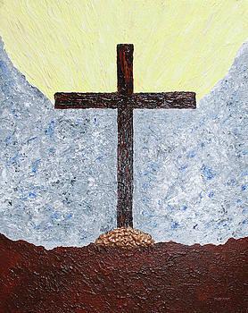 The  Cross  Of  Jesus by Carl Deaville