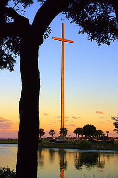 The Cross by Richard Burr