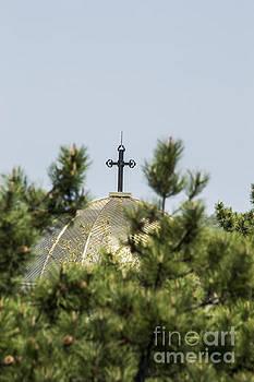 The cross by Sonya Staneva