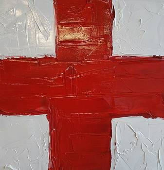 The Cross by Ted Gillespie