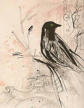 The Crow  by Nino Gabashvili