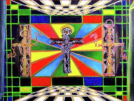 The CruciFFFictiooon - Paradisi Gloooria by Rufus J Jhonson