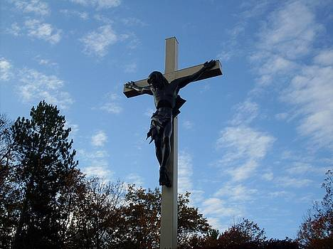 The Crucifix by Ted Kitchen