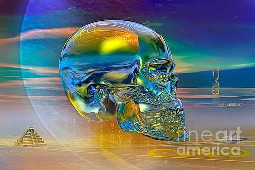 The Crystal Skull by Shadowlea Is