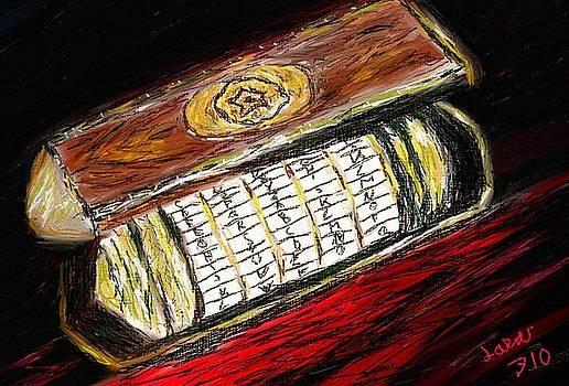 the Da Vinci Code by Lazar Caran