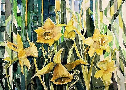 The Daffodillies.  by Mindy Newman