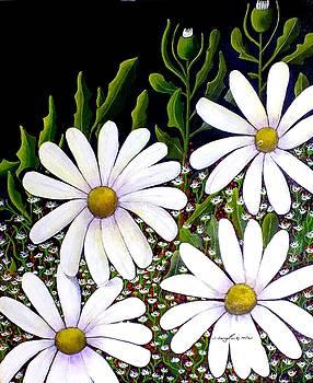 The Daisy Patch by Sandra Sengstock-Miller