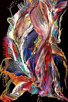 The Dance by Sandra Lett