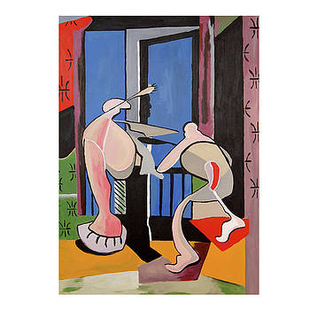 The Dance, SOLD by Tony Nilsson