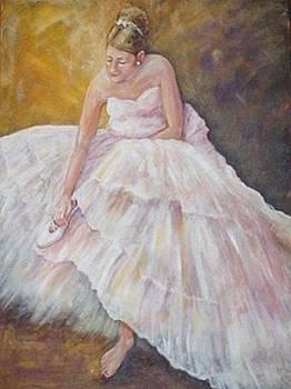 The Dancer by Elaine Balsley