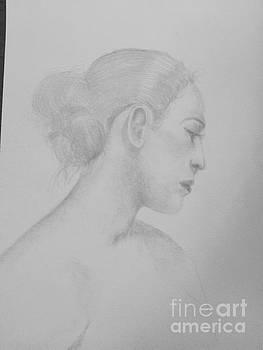 The Dancer by Janet Visser
