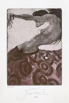 The Dancer by Marina RICHTER