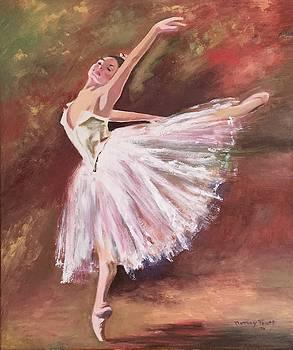 The Dancer by Nancy Pratt