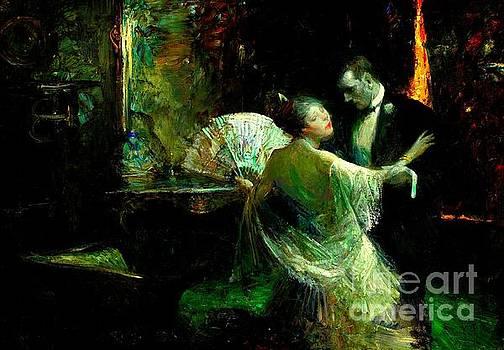 Peter Gumaer Ogden - The Dancers 1921