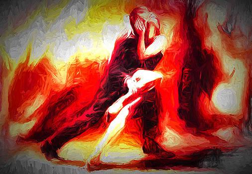 The dancers by Nabil REJAIBI