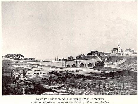Val Byrne - The Dargle Bridge, eo 18th cent.