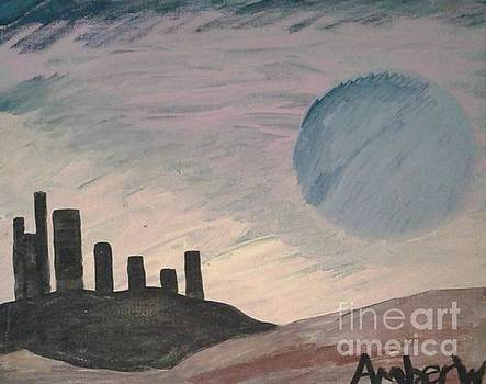 Nibiru Planet X by Amber Waltmann